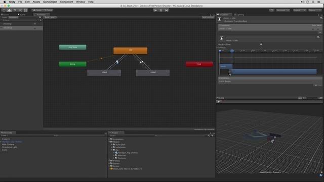 Scripting Animation Movements
