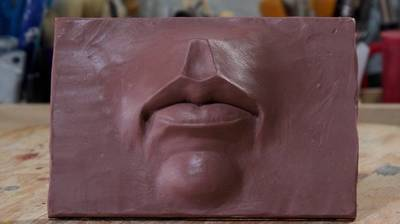 Sculpting the Mouth