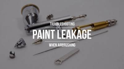 Paint Leakage