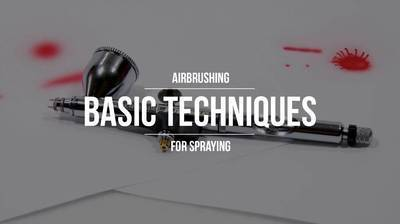 Basic Techniques for Spraying