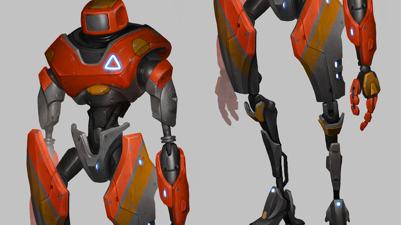 Texturing the Robot