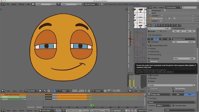 2D Lip Sync Animation (Advanced)