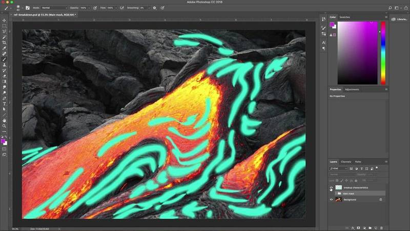 Lava Reference Analysis