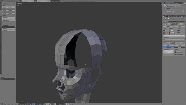 Cartoon Head Pt. 3 - Neck and Forehead