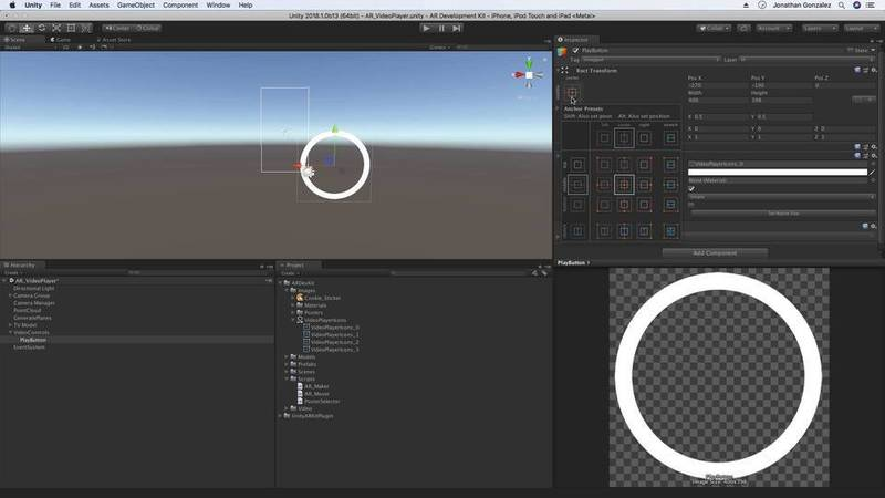 Using Video with Controls