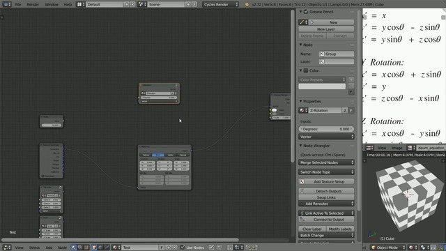 Implementing the Texture Option Overview