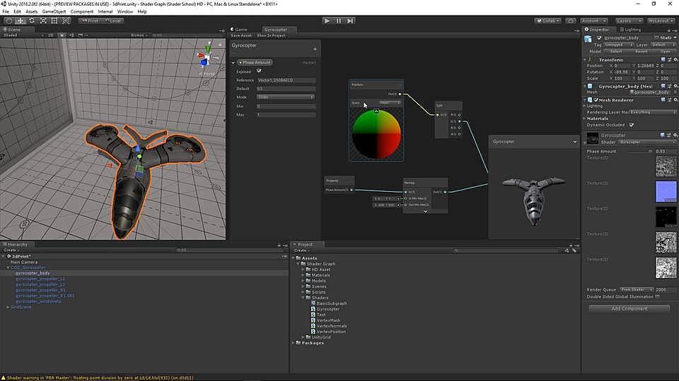 Creating a 3d Print Shader - CG Cookie