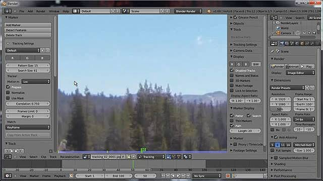 Finding Camera Tracking Tools
