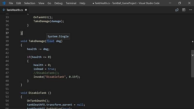 Creating Dynamic Tank UI