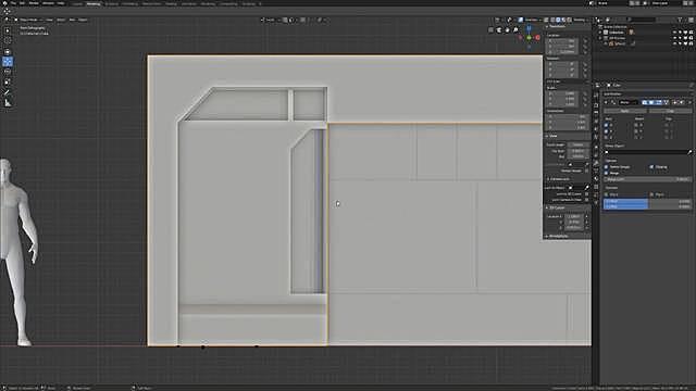 Modeling the Frame