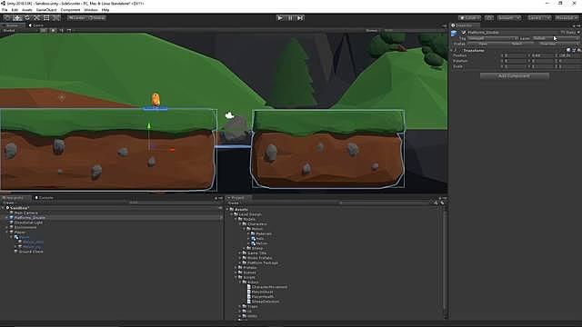 Basic Player Movement - CG Cookie