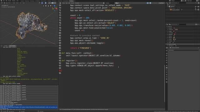 Converting the Script into an Addon