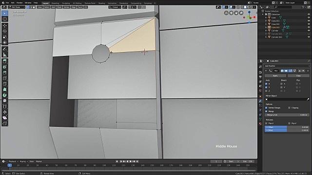 Start Adding Geometric Details