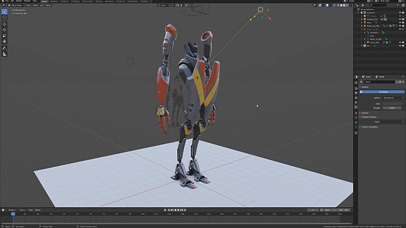 Material and Look Dev Shading