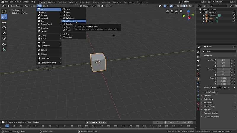 Adding and Removing 3D Objects