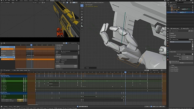 Refining the Reload Animation Pt. 2