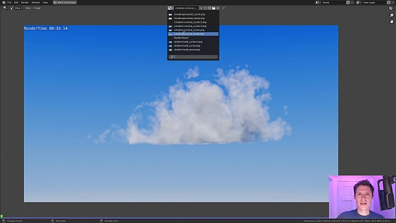 Cloud rendering with Cycles?