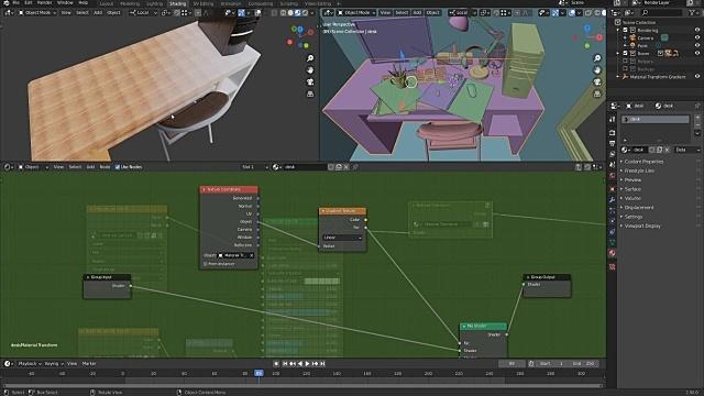 Bonus: Animating the Material Transformation Effect