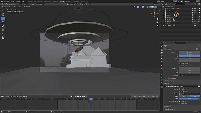 Blender VFX course introduction