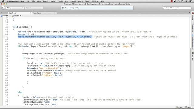 UI Scripting Review