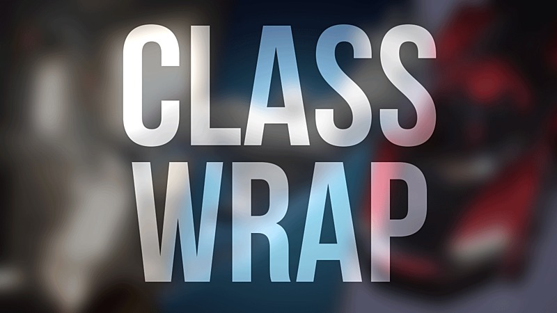 BC4-1810 - Class Wrap