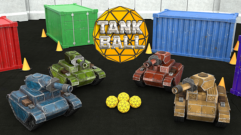 Introducing Tank Ball!