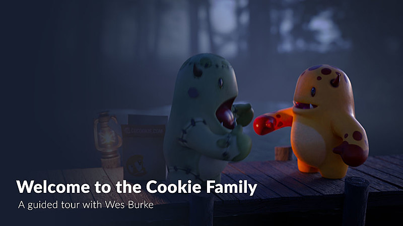 🍪 Welcome to the Cookie with Wes Burke