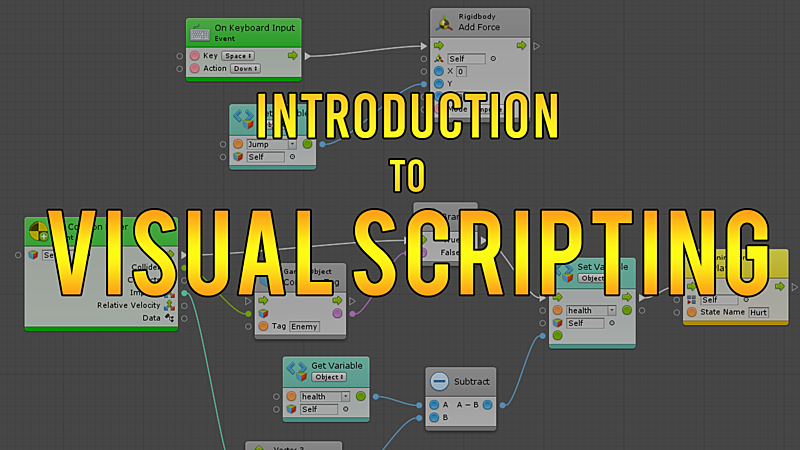 Introduction to Visual Scripting