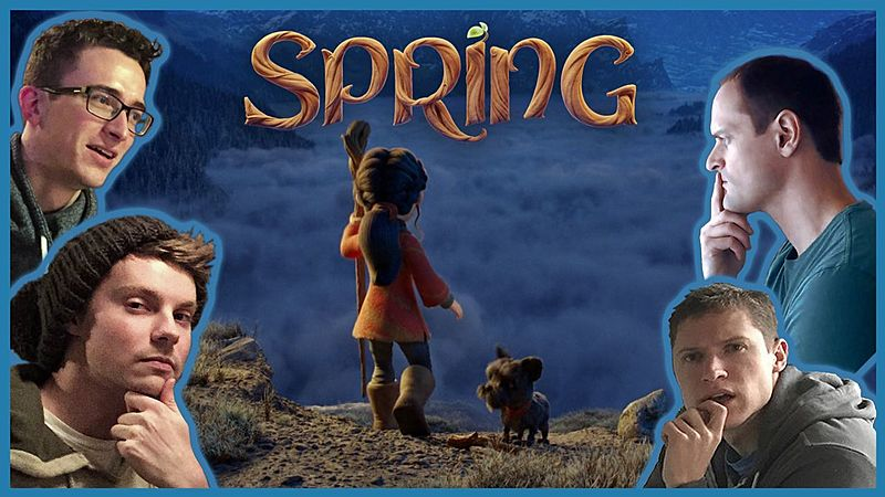 "Blender Film Review: ""Spring"""
