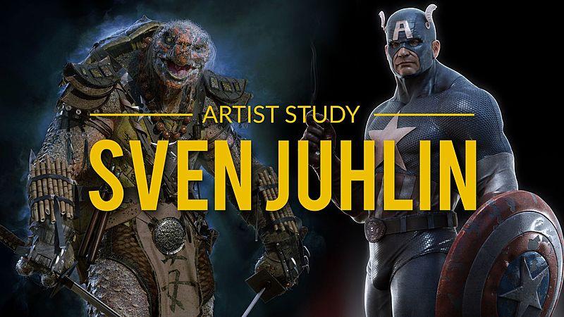 Artist Study: Sven Juhlin