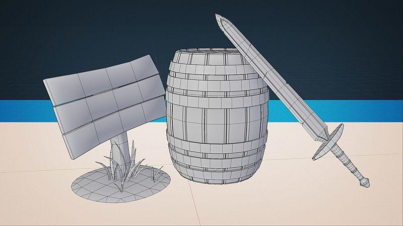 3D Modeling with Blender 2.8 - BC1-1908 - Week 1