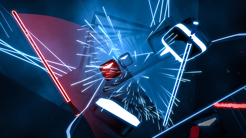 Model and Animate a Custom Laser Sword for Beat Saber