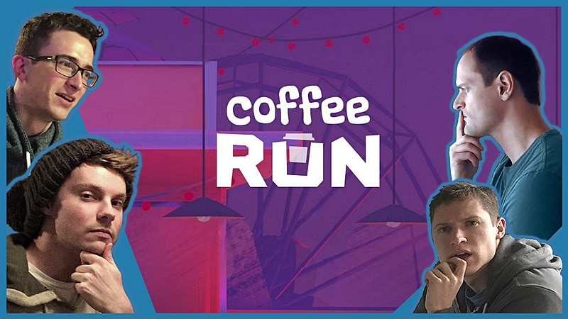 "Blender Film Review: ""Coffee Run"""
