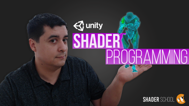 New Shader School course for Unity and AMA with Jonathan Gonzalez