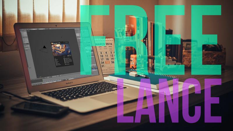 Tips for Freelancing as a Blender Artist