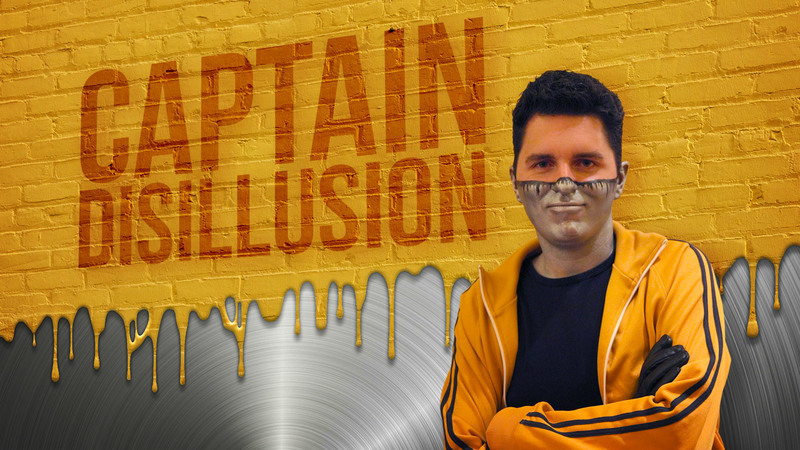 Interview with Captain Disillusion