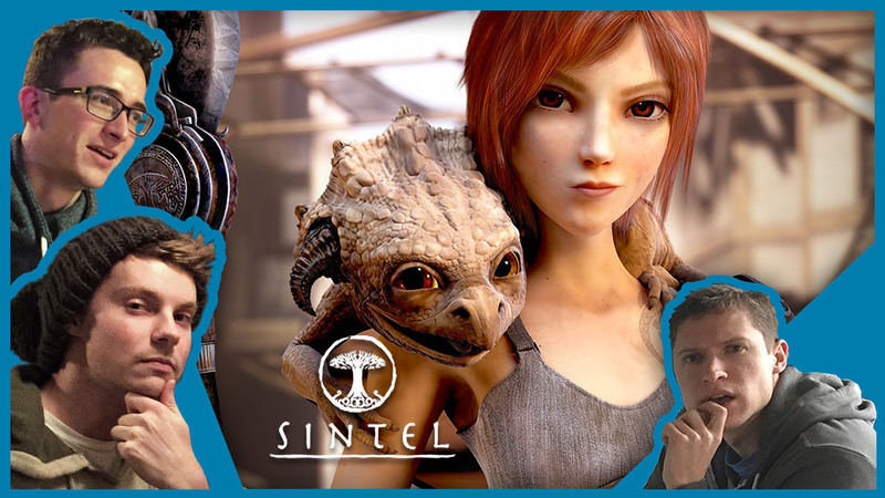 Blender Film Review: Sintel