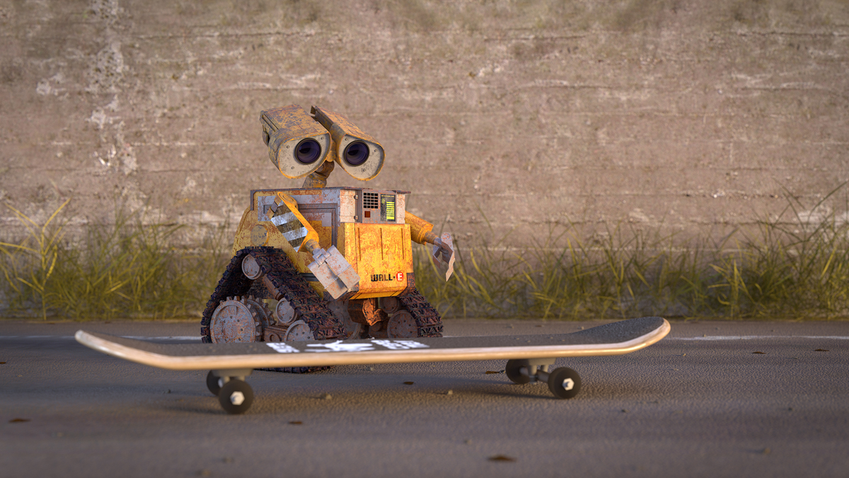 Personal Wall E Project
