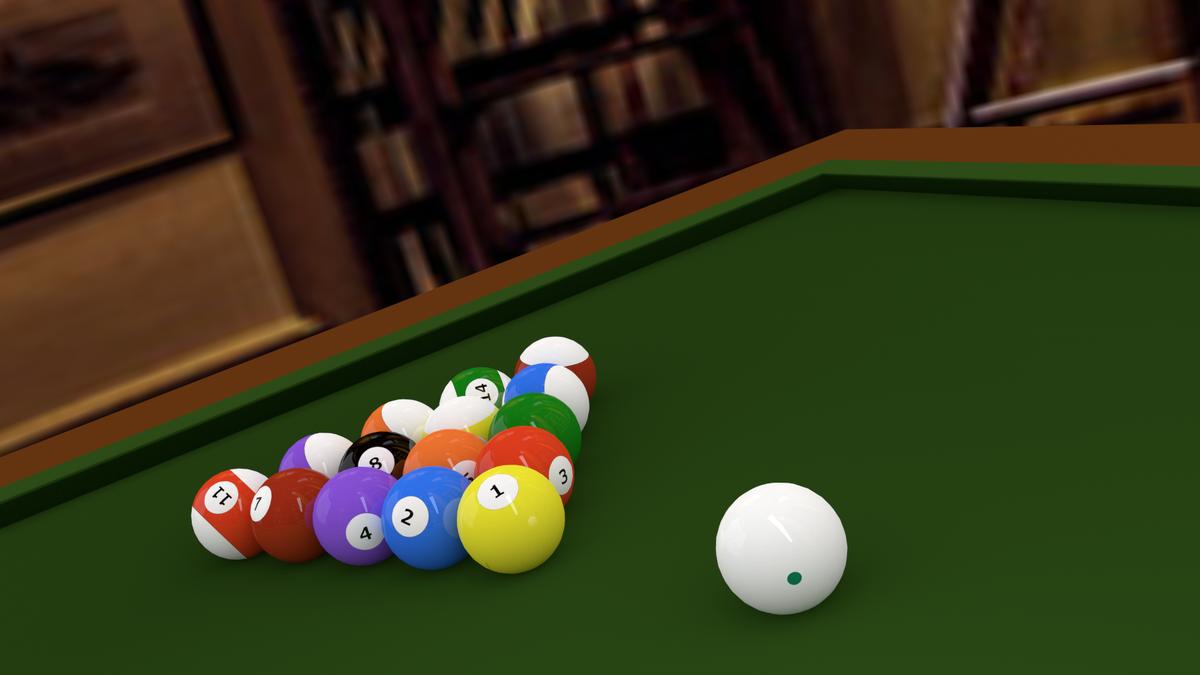 Billiards - WIP