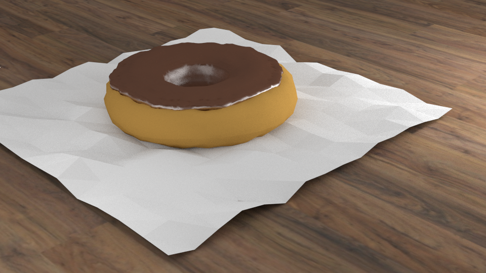 Simple Donut