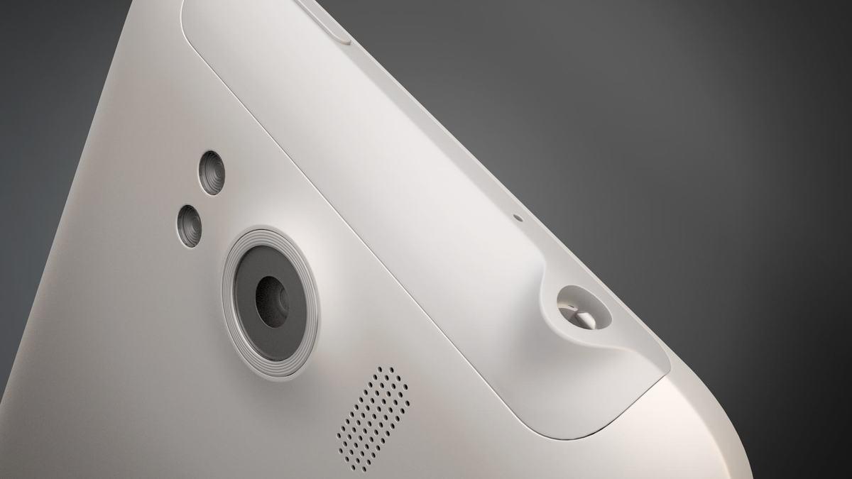 HTC Phone Model - Closeup