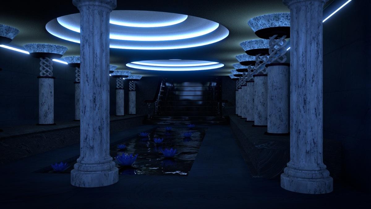 Marble Interior