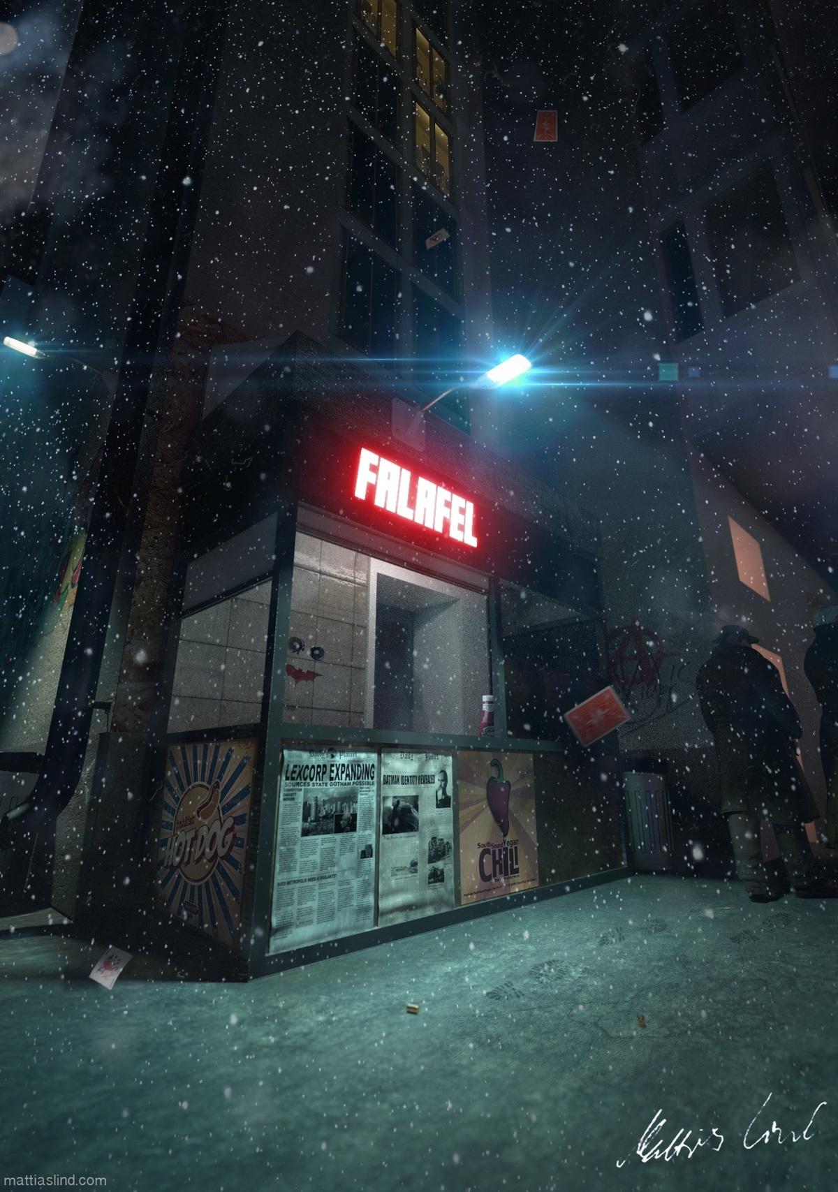 Gotham Falafel