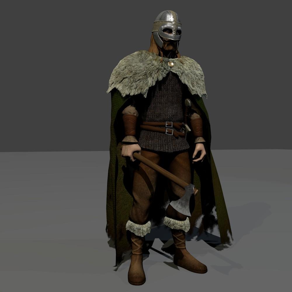 Viking WIP