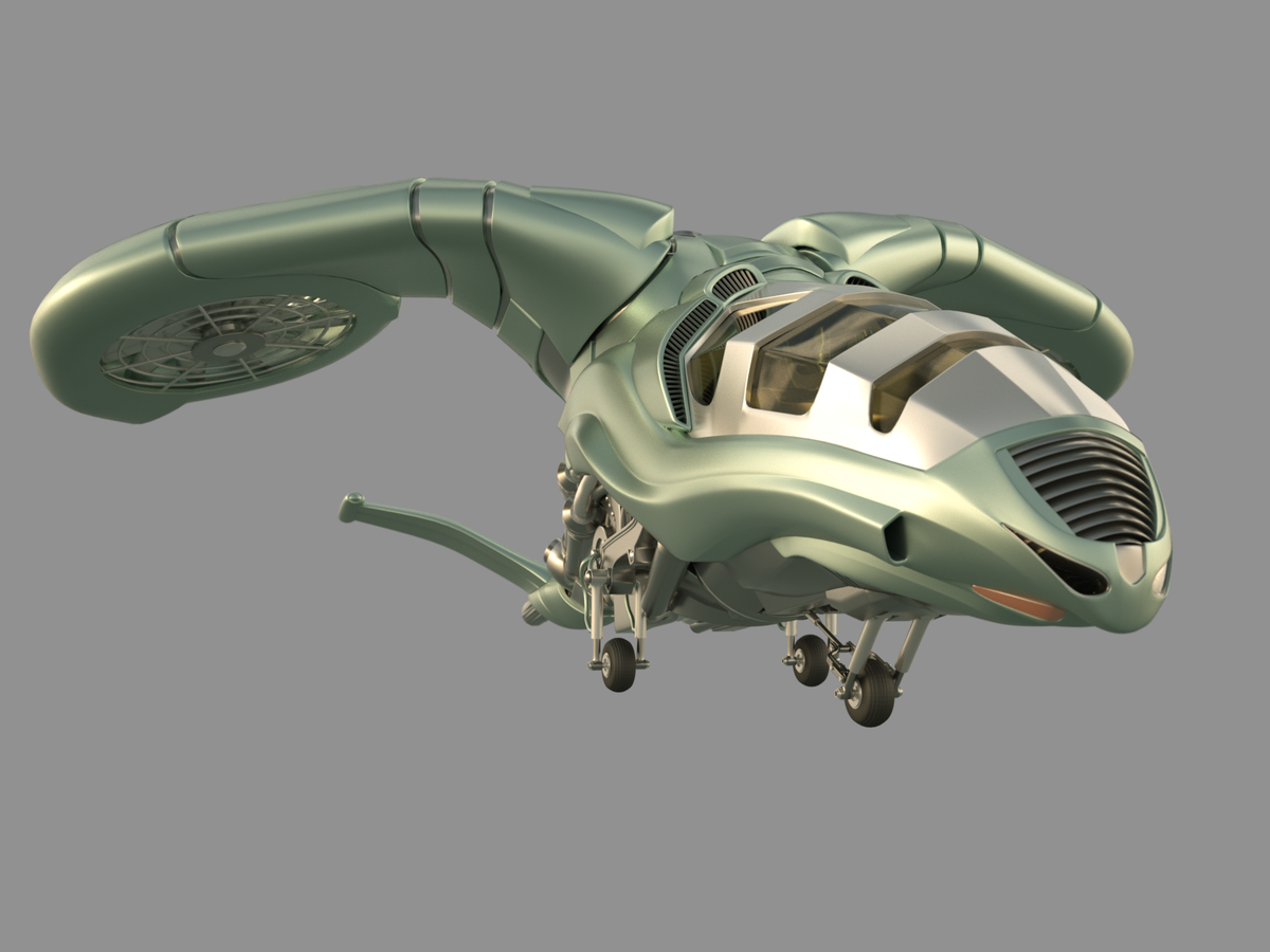 Final Vehicle Model