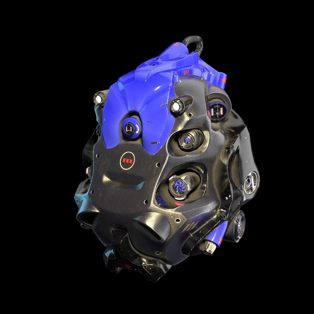 scifi helmet front 2kres