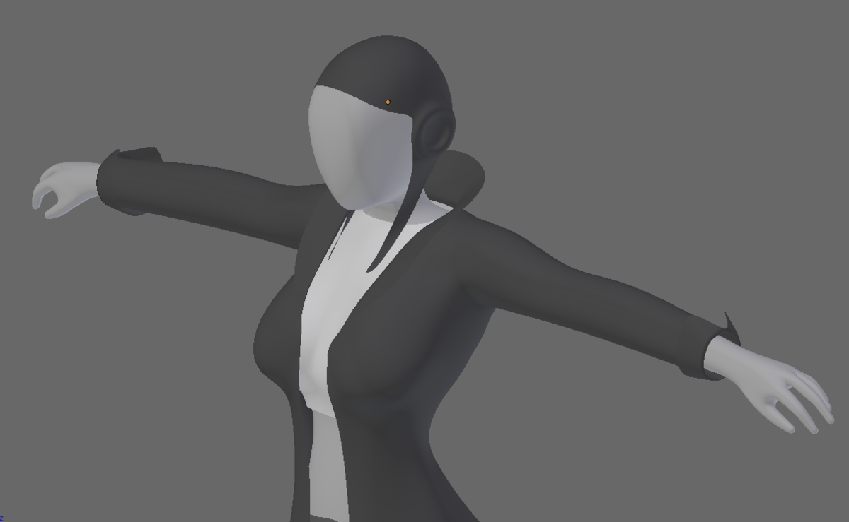 Intro To Character Modeling - WIP