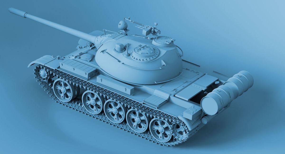 T-55 Wip