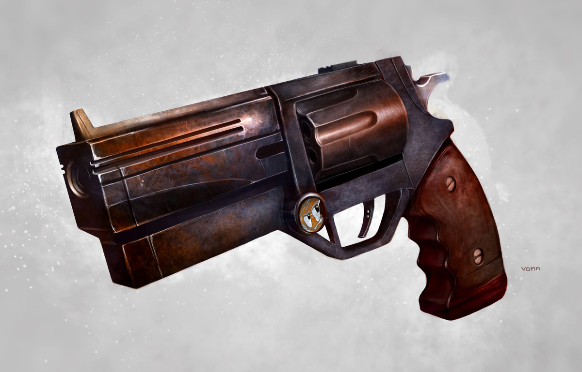 Rugged Revolver