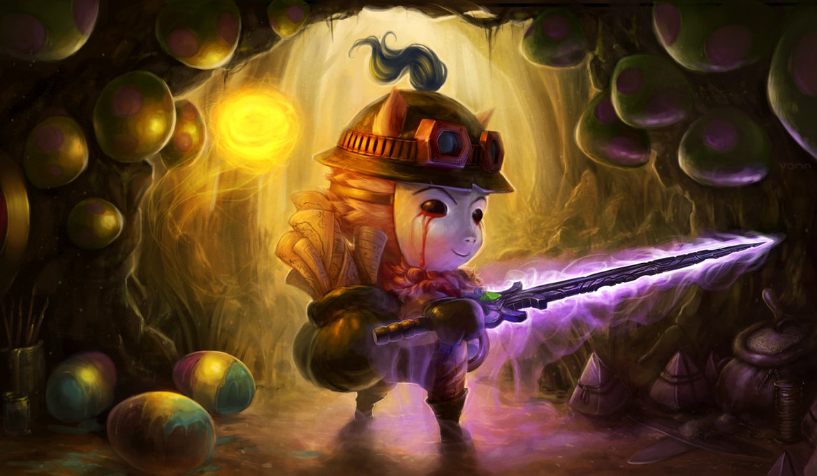 It's Teemo Time